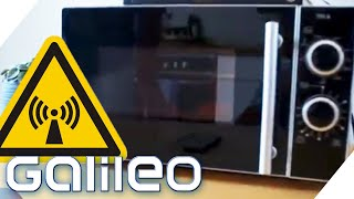 Schädliche Strahlung? 5 Geheimnisse über die Mikrowelle | Galileo | ProSieben