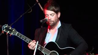 """David Cook """"Goodbye To The Girl"""" Story & Song - Night of Hope 5/5/2012"""