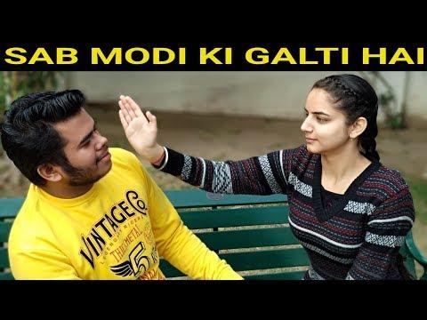 Sab Modi Ki Galti Hai