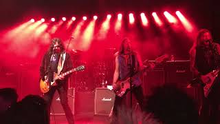 """Ace Frehley """"Rock Soldiers"""" With  Gene Simmons Band Brisbane Australia 01/09/2018"""