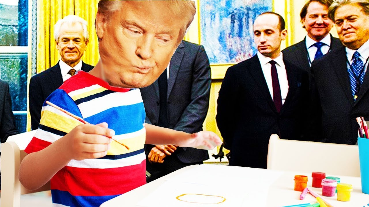 Trump's Tax Bill Sounds Like A 3rd Grader Named It thumbnail