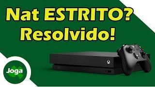 Novo Método Para Resolver Problema De Nat Estrito No Xbox One 2018