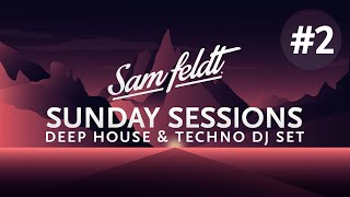 Sam Feldt - Live @ Sunday Sessions #2 Amsterdam Roof Terrace Edition 2020