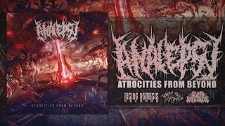 ANALEPSY - ATROCITIES FROM BEYOND [OFFICIAL ALBUM STREAM] (2017) SW EXCLUSIVE