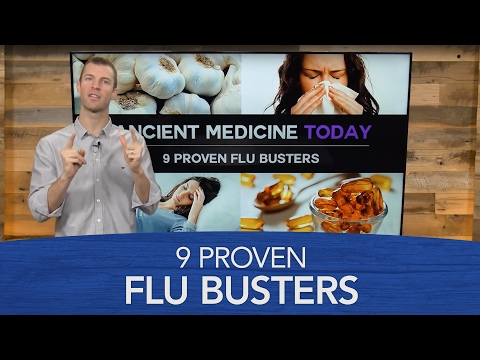 Video Natural Flu Treatment: 9 Proven Flu Busters