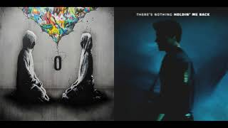 Tired / There's Nothing Holdin' Me Back (Ver1) - Alan Walker, Shawn Mendes, Gavin James