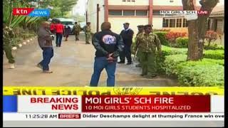 What Kenyans can do to help students affected by the fire in Moi Girls