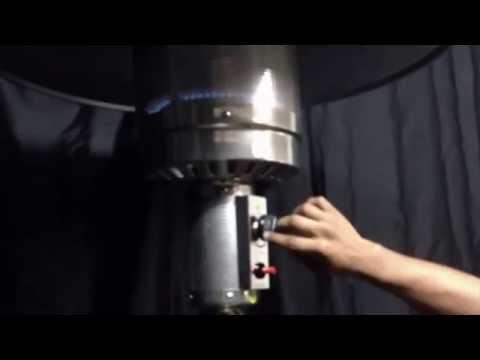 CALENTADOR A GAS PARA EXTERIORES (DE PATIO) TIPO HONGO MARCA H2OTEK