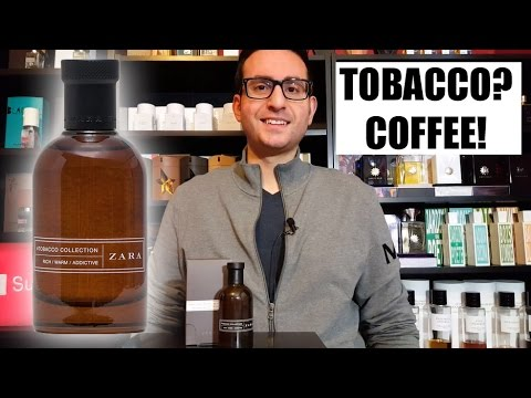 Zara Rich / Warm / Addictive Tobacco Collection Fragrance / Cologne Review