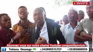 DANIEL SAFU, MIKE MUKEBAYI ET JACKIE NDALA BA LOBI AVANT FIN 2018 KABILIE EZO LIMWA..