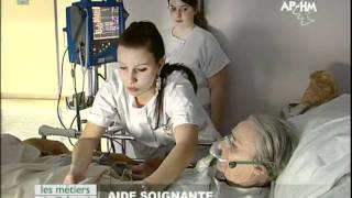 Aide Soignante   Les Métiers De L'hôpital   2007