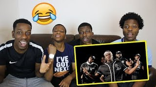 BIG SHAQ   BUSS IT DOWN REACTION