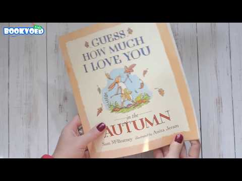 Видео обзор Guess How Much I Love You in the Autumn