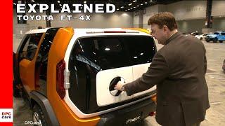 Toyota FT-4X Explained