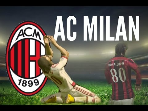 AC Milan | FIFA 15 Pro Clubs Compilation