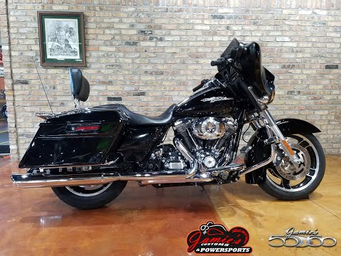 2013 Harley-Davidson Street Glide® in Big Bend, Wisconsin - Video 1