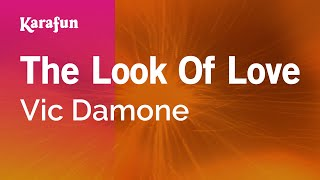 Karaoke The Look Of Love - Vic Damone *