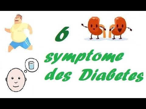Nierenerkrankung durch Diabetes
