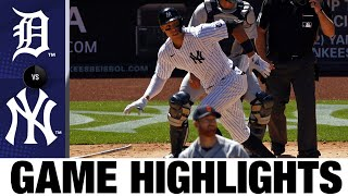 Tigers vs. Yankees Game Highlights (5/1/21) | MLB Highlights