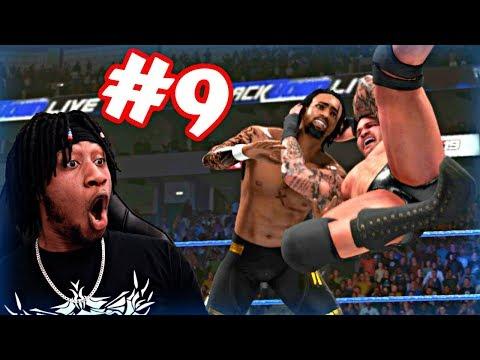 "WWE 2K19 MyCAREER - 1 ""RKO"" RUINED MY ENTIRE CAREER!!"