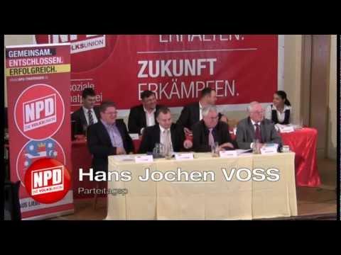 NPD Thüringen / Landesparteitag 2012 (TOP 17-19) / 12.05.2012