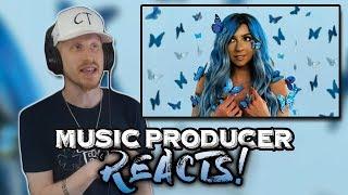 Music Producer Reacts to Gabbie Hanna - Butterflies