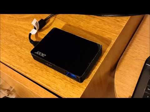 Proyector Acer C120