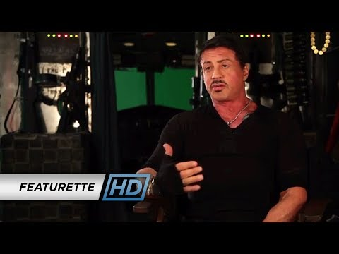 The Expendables 2 Featurette