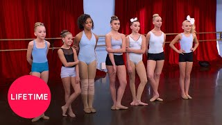 Dance Moms: Dance Digest - Moulin Rouge vs. No Laughing Matter (Season 5) | Lifetime