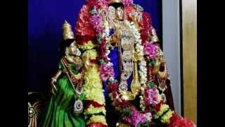 "Ancient Tamil Hymns (Pasurams) from 4000 Divyaprabandham - ""Kovil Thiruvaimozhi"" (Swami Nammazhwar)"