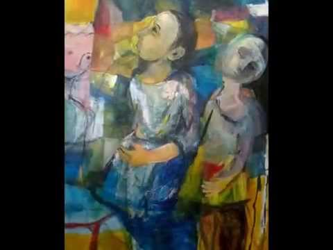 Paintings from the soul | By Shakeh Sarookhanian | Using Acrylic-oil paint