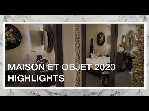 Best of Maison Valentina at Maison & Objet Paris 2020