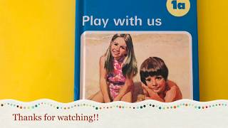 PETER AND JANE 1A - READ ALOUD