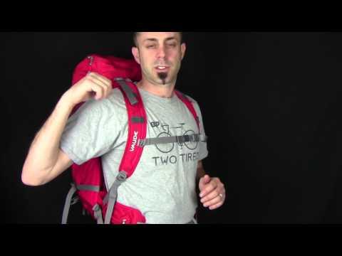 Vaude Brenta 40L Backpack Gear Review
