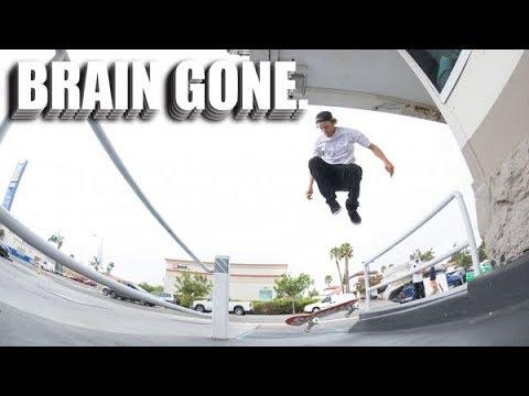 """preview image for Wes Kremer """"BRAIN GONE"""" vídeo part"""