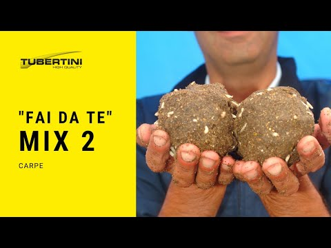 Fai Da Te | Pasture Tubertini: Mix 2 Carpa