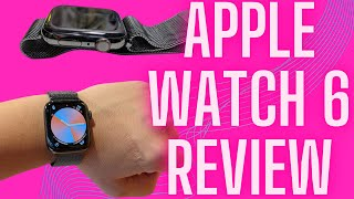 Apple Watch Series 6 Review: Still The Best Smartwatch But Samsung Catching Up
