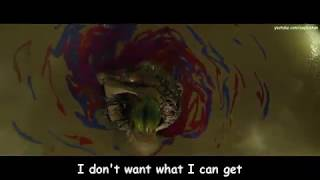 Fucked up I'm black and blue With Lyrics - Suicide Squad - Harley Quinn And The Joker