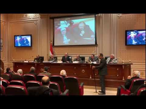 لقاء الوزير/عمرو نصار بأعضاء لجنة المشروعات الصغيرة والمتوسطة بمجلس النواب