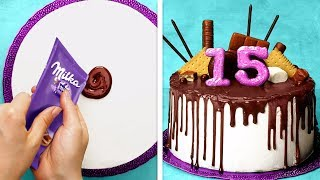 20 SWEET FOOD IDEAS TO MAKE YOU A REAL CHEF