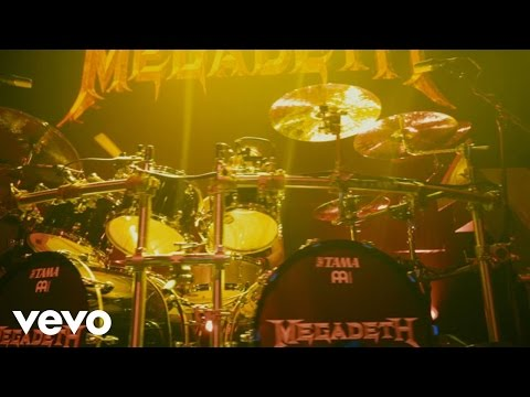 Megadeth - Conquer Or Die online metal music video by MEGADETH