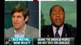 Debating Tax Cuts For The Rich - MSNBC w/ Cenk thumbnail