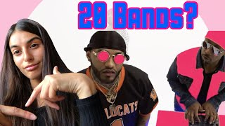Joyner Lucas Ft. Timbaland   10 Bands (ADHD) REACTION #HIPHOPLUVERZ
