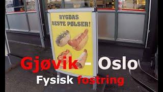 Gjøvik - Nittedal