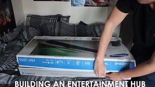 Building An Entertainment HUB - Samsung HW-J355 Soundbar
