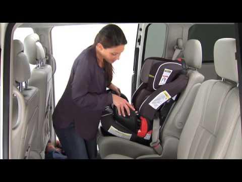 Graco - Nautilus with Safety Surround Car Seat Installation