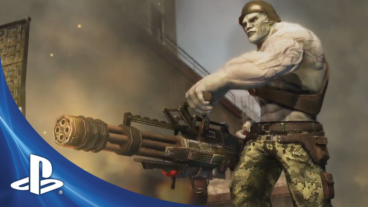 Defiance Out Today on PS3