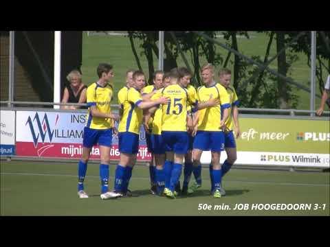 Asv Dronten lijdt bij Nunspeet vierde nederlaag op een rij