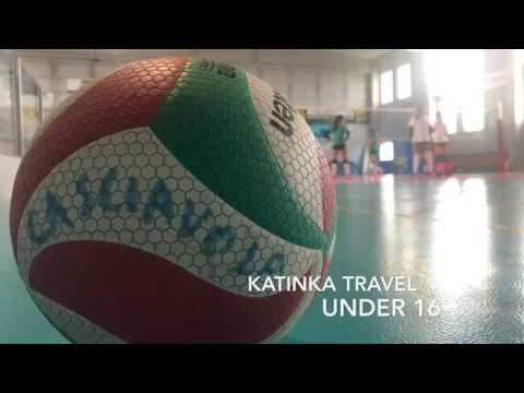 immagine di anteprima del video: Katinka Travel Under 16