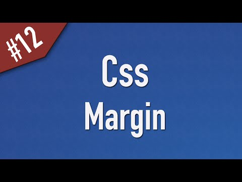 تعلم CSS القائمة #1 الفديو #12